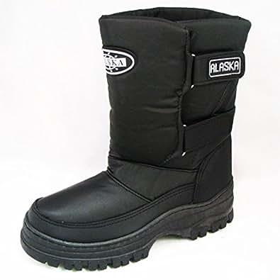 Alaska Mens Sj100 Snow Boot | Amazon.com