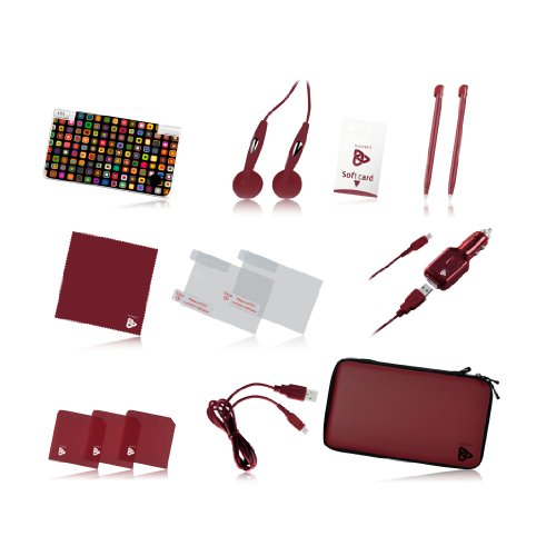 Gamer's Travel Kit for DSi XL, Nintendo DS
