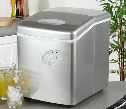 Ice-Maker-Machine-Counter-Top-Ice-Machine-New-Compact-Model-No-Plumbing-Required-15kg-Ice-In-24-Hours-by-ThinkGizmos-Trademark-Protected