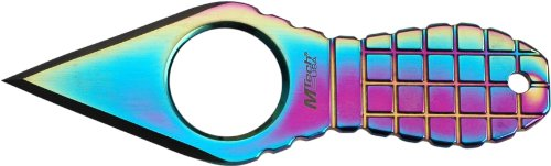 Mtech Usa Mt-588Rb Neck Knife, 4.25-Inch Closed