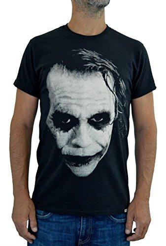 faces-t-shirt-uomo-joker-heath-ledger-stampa-serigrafica-manuale-ad-acqua-m-uomo