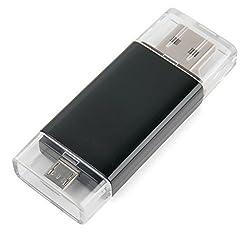 DURAGADGET USB 2.0 SD MicroSD Card Reader For Wiko Rainbow Wax Getaway Barry Highway Bloom Rainbow Mazing