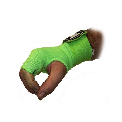 BOX-TEC Bandagenhandschuhe Grün Gr.S
