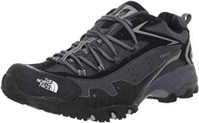 The North Face Men's Ultra 106 GTX XCR Running Shoe,Black/Dark Shadow,12.5 M US