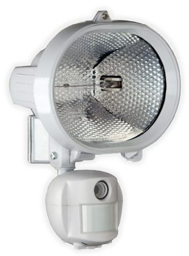 Stealth Cam STC-SLC2W Patroller 2.0-Megapixel Security Camera and Floodlight, White
