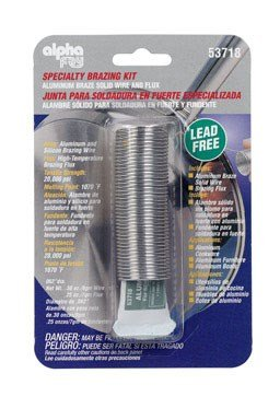 alpha-fry-am53718-cookson-elect-lead-free-aluminum-wire-braze-solid-wire-and-flux-kit