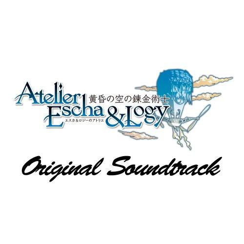 エスカ&ロジーのアトリエ~黄昏の空の錬金術士~オリジナルサウンドトラック[初回特典:楽譜集おとのはのしらべ12]
