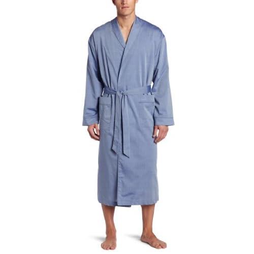 Hanro Men's Moonlight Robe at Amazon Men's Clothing store: Bathrobes