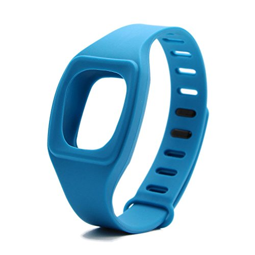 Austrake Blue Replacement Bands for Fitbit ZIP Wristband (Lake Blue)