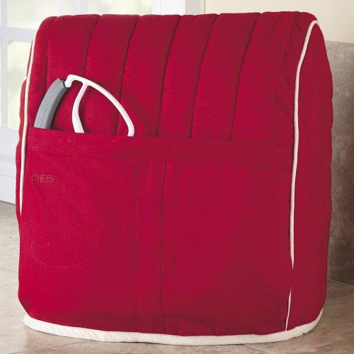 CHEFS Stand Mixer Cover: red Big SALE