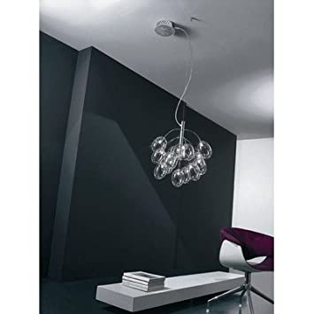 Pro•secco 13 Light Chandelier