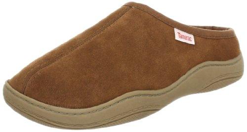Tamarac by Slippers International Men's Scuffy 8117 Clog Slipper,Allspice,11 M