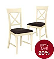 2 Greenwich Dining Chairs