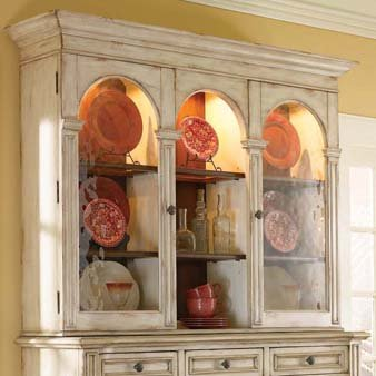 Buy Low Price Hooker Furniture Hooker Summerglen 3 Arch Buffet (479-75-900, 479-75-901)