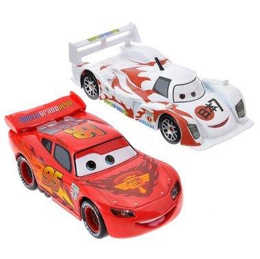 [Official Disney] + 1/18 2 p McQueen - 0 - Shu / Todoroki genuine miniature cars (Disney/Pixar cars)