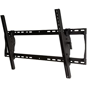 Peerless ST660 Tilt Wall Mount for 39 Inch to 80 Inch Displays Black