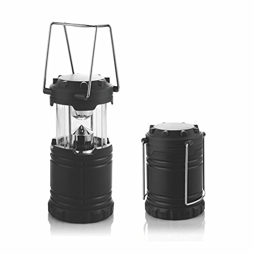 Led Camping Lantern - Light Weight & Collapsible! Water Resistant, Brightest & Most Compact, Only 6 Ounces. Reliable & Durable, Perfect For Camping Or Hiking. Fits Easy In Your Backpack, 100% Lifetime Guarantee Xtreme Bright