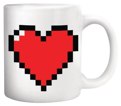 Landusa Heart Morphing Mug Cup