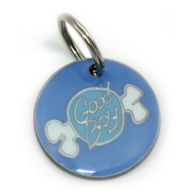 good-boy-enamel-designer-dog-id-tag-by-andrew-customizable-stainless-steel