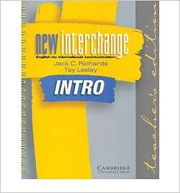 Book new student interchange 1 pdf
