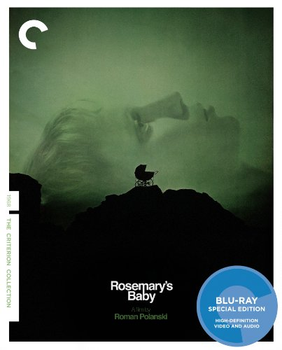 Cover art for  Rosemary's Baby (The Criterion Collection) [Blu-ray]
