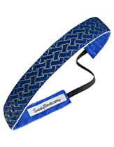 "Sweaty Bands 7/8"" Complex - Blue/Gold"