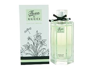 Gucci Gucci Flora Gracious Tuberose Eau De Toilette Spray, 3.4 Ounce