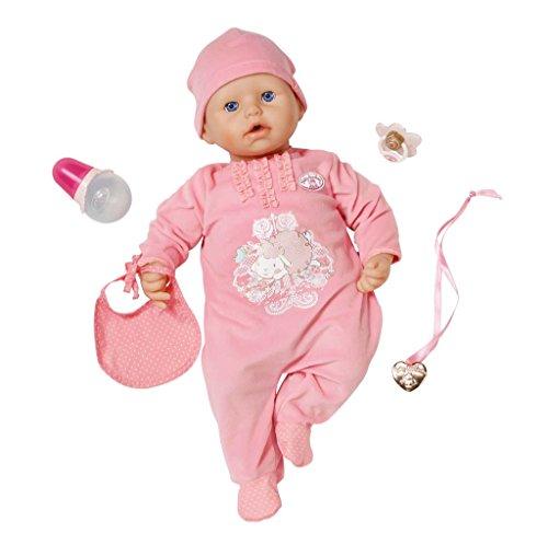 Baby Annabell - 792810 - Fille - Poupon 46 cm + Accessoires
