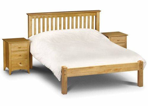 Julian Bowen Barcelona 3ft Single Bed Frame Low Foot