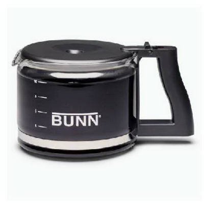 Bunn Coffee Maker Gr10 W : Bunn-O-Matic NCD 10-Cup Replacement Coffee Decanter Quantity 4 Best Coffee Maker Reviews