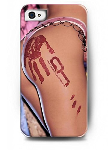 Ouo Stylish Series Case For Iphone 4 4S 4G With The Design Of One Pair Of Sexy Thigh