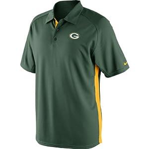 Green Bay Packers Coaches 2 Nike Polo Shirt