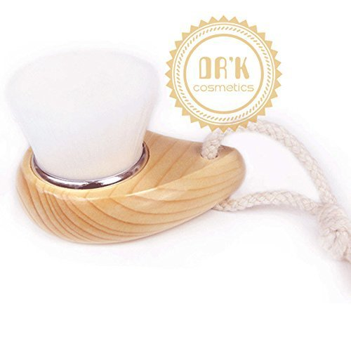 drs-k-facial-cleanser-brush-clear-pore-ultra-soft-micro-fiber-fur-facial-deep-gentle-cleansing-brush