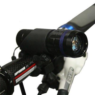 Led Laser Torch