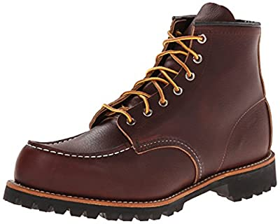 Red Wing Heritage 6-Inch Roughneck Moc 8146