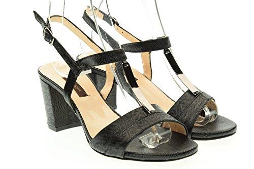 L'AMOUR donna sandalo 354 60RIV Nero 39 Nero