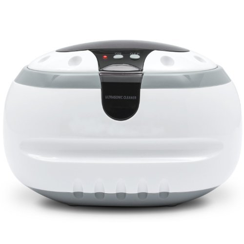 Sonic Wave CD-2800 Ultrasonic Jewelry & Eyeglass Cleaner (White/Gray)(package may vary)