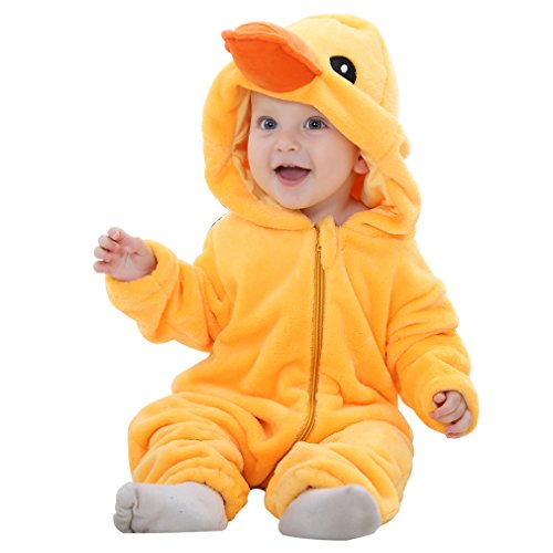 idgirl-unisex-baby-winter-flannel-romper-duck-onesie-outfits-suit-duck-3-1