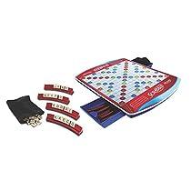 Scrabble Deluxe Edition Game (Amazon Exclusive)