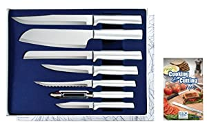 Rada Cutlery Starter Set, 7 Pc Boxed Gift Set, Made in USA
