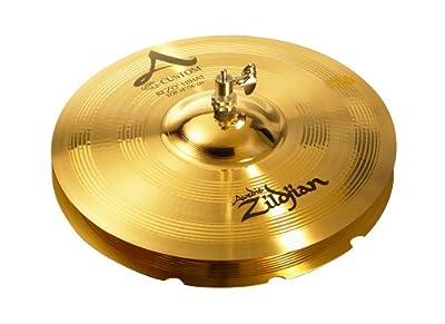 Zildjian A Custom 14-Inch Rezo Hi-Hat Cymbals Pair