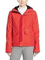 Chiemsee Chaqueta Esquí Olympe (Rojo)