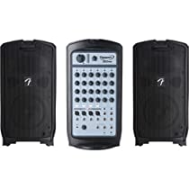 Big Sale Best Cheap Deals Fender Passport 300 PRO PA System with Mixer and Speakers