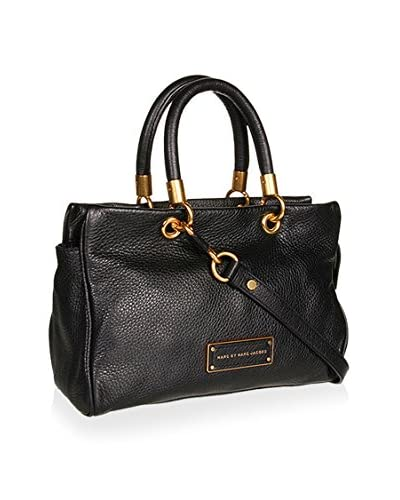 Marc by Marc Jacobs Women's Too Hot To Handle Satchel, Black