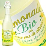 シチリア産レモンで作った仏ビタモン社オーガニックレモネード(760ml)