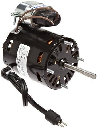 Fasco d1125 3 3 frame open ventilated permanent split for Fasco evaporator fan motor