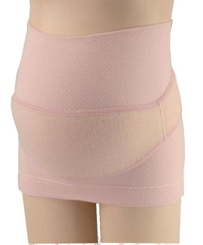 First dog mark honpo maternity belt maternity belt set M ~ L pink HB-8106