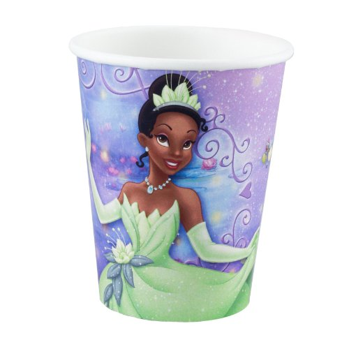 Princess and the Frog Paper Cups (8ct) - 1