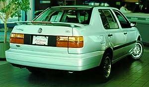 Oldsmobile Cutlass Supreme Coupe Rear Spoiler 1991 1992 1993 1994 1995 1996 1997 - Painted - 321D Crimson King