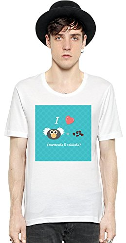 i-love-marmosets-raisinets-short-sleeve-mens-t-shirt-xx-large